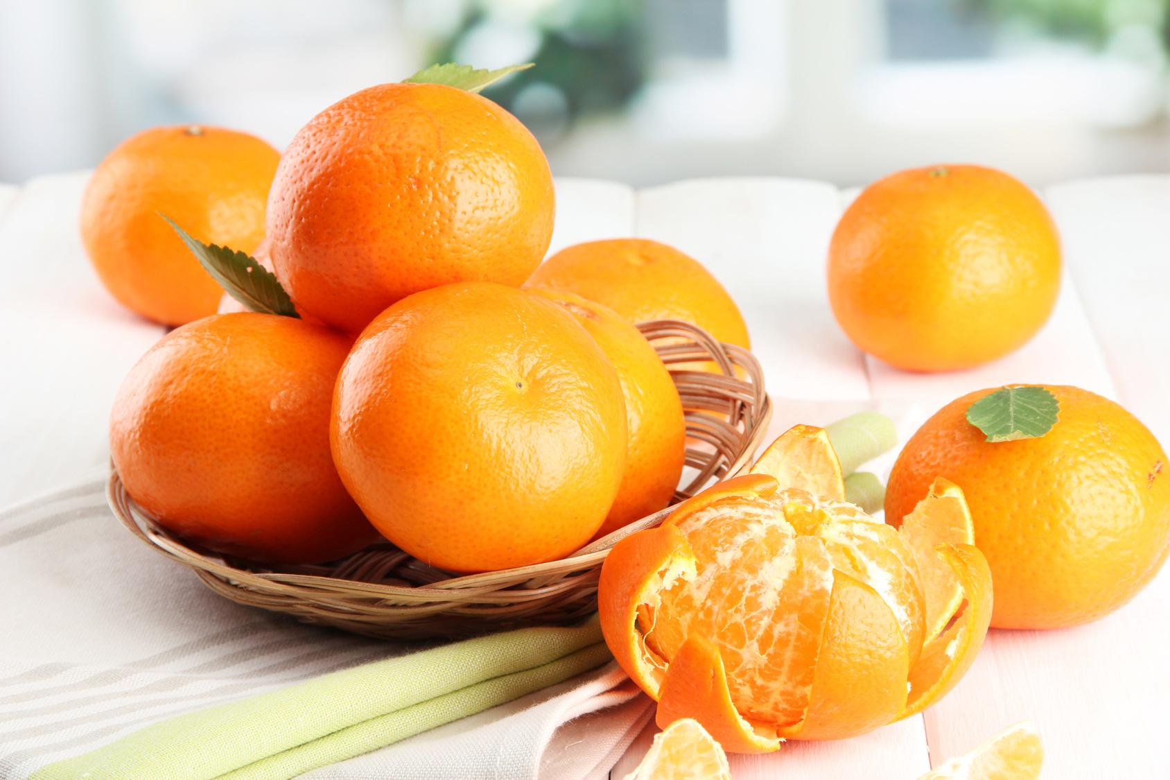 mandarynki