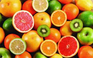 skrzynki z owocami do biura