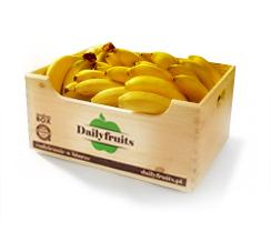 dostawy bananów do biur