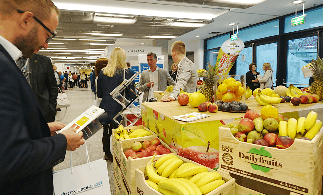 Dailyfruits na Outsourcing EXPO 2017