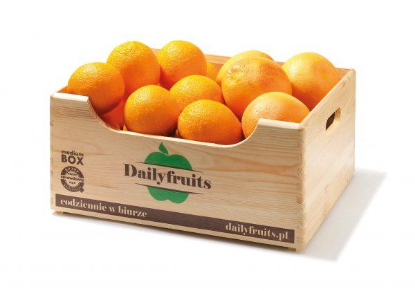 cytrusy - dostawy owoców do biura
