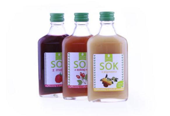 soki owocowe dla pracowników