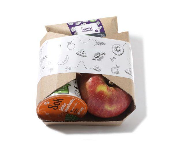 zestaw dla pracownika - owoce Daily fruits