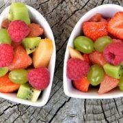 świeże owoce dodają energii